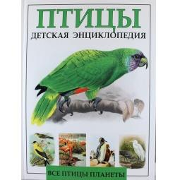 фото Птицы. Детская энциклопедия