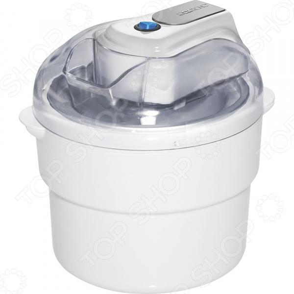 Мороженица Clatronic ICM 3581Мороженицы<br>Мороженица Clatronic ICM 3581 - станет отличным приобретением для любителей домашних десертов. Устройство предназначено для приготовления мороженного, щербета, йогурта и других сладких блюд. С помощью аппарата, можно приготовить великолепные десерты в домашних условиях всего за 20-40 минут. Модель легко разбирается и моется и имеет бесшумный привод мешалки. Выполнена из качественных и экологически безопасных материалов.<br>