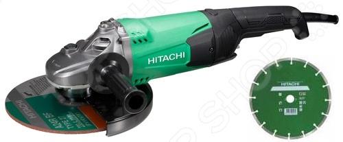 Машина шлифовальная угловая Hitachi G23ST