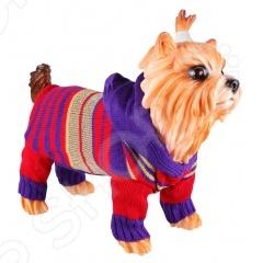 Свитер для собак DEZZIE 562518 свитер для собак dezzie 561507 цвет бежевый