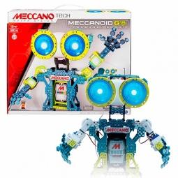 Купить Конструктор для мальчика Meccano «Робот Меканоид G15»
