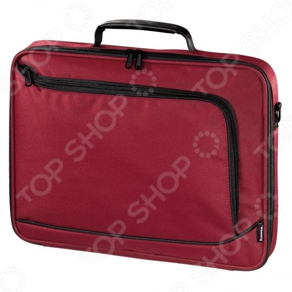 Сумка для ноутбука Hama Sportsline Bordeaux 15.6 защитные пленки для планшетов и ноутбуков