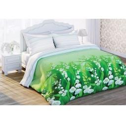 фото Комплект постельного белья Любимый дом «Ландыши». 1,5-спальный