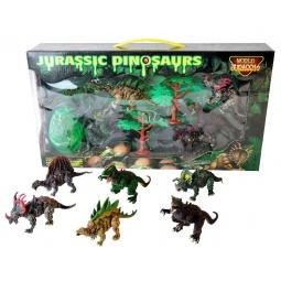 фото Набор фигурок Shantou Gepai «Эра динозавров». В ассортименте