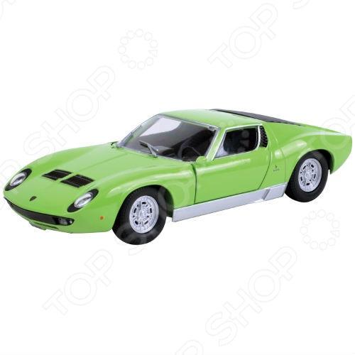 Модель автомобиля 1:24 Motormax Lamborghini Miura P400 S