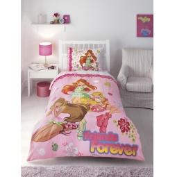 фото Детский комплект постельного белья TAC Winx friends forever