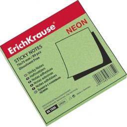 фото Стикеры Erich Krause неоновые. Цвет: неоновый зеленый