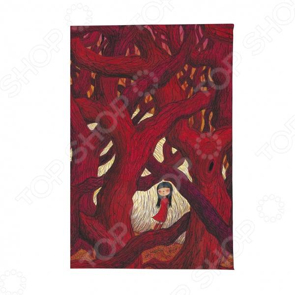 Обложка для паспорта Mitya Veselkov «В красном кустарнике» куплю еврозаборы в красном луче