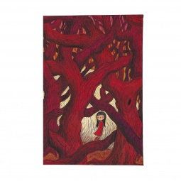 фото Обложка для паспорта Mitya Veselkov «В красном кустарнике»