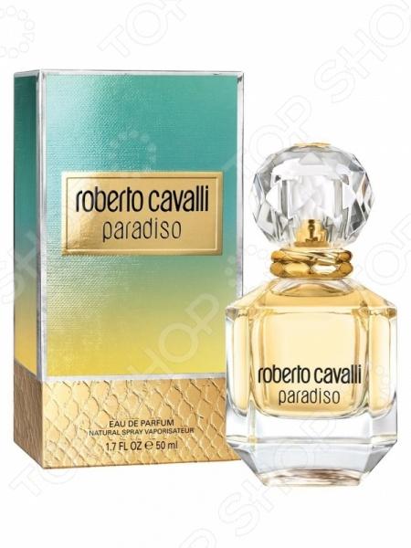 Парфюмированная вода для женщин Roberto Cavalli Paradiso