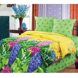 фото Комплект постельного белья Любимый дом «Цветник». Евро