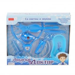 фото Игровой набор для мальчика Zhorya «Любимый доктор» 1700193