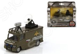 Модель коллекционная Пламенный Мотор «Станция спутниковой связи»