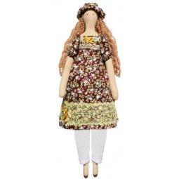 Купить Подарочный набор для изготовления текстильной игрушки Кустарь «Наталья»
