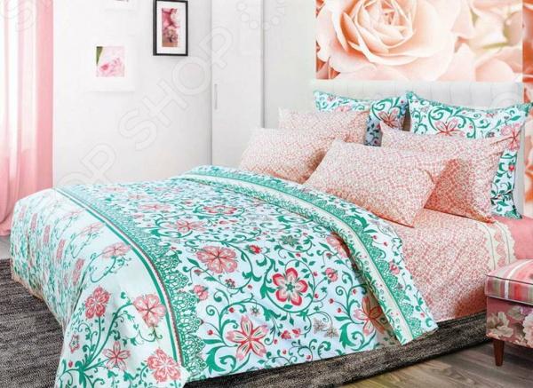 Комплект постельного белья Primavelle «Индори». ЕвроЕвро<br>Комплект постельного белья Primavelle Индори 200160740 - красивое и качественное постельное белье, которое подарит вам крепкий и здоровый сон. Качественный отдых - залог вашего здоровья, поэтому важно правильно подобрать постельное белье на котором вы будете спать. Красивый дизайн и высокое качество - главные критерии при выборе постельного белья. Комплект выполнен из 100 хлопка Prima качественной хлопчатобумажной ткани полотняного переплетения из тонкой и прочной пряжи, мягкой и приятной на ощупь, позволяющей передать всю насыщенность цветовой гаммы. Наволочки и пододеяльник оснащены молниями, что обеспечивает дополнительный комфорт во время использования постельного белья. Бесшовные простыни, высокое качество ткани и пошива - неизменные составляющие белья Primavelle.<br>