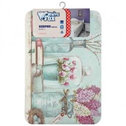 Купить Коврик напольный White Fox WHMD24-228 Country Delicate