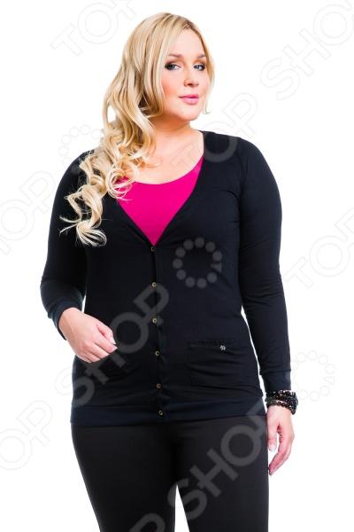 Жакет Mondigo XL 8505. Цвет: черный