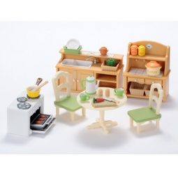 фото Игровой набор Sylvanian Families «Кухня в коттедже»