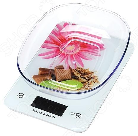 фото Весы кухонные Mayer Boch MB-10960, Кухонные весы