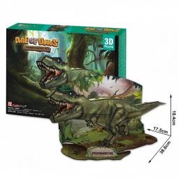 фото Пазл 3D CubicFun «Тираннозавр»
