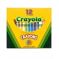 Купить Набор восковых мелков Crayola Crayons