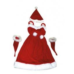 Купить Костюм новогодний Снегурочка «Снегурочка»