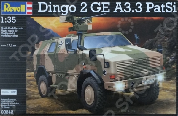 revell 03242R «ATF Dingo 2 A3.3 PatSi» 1010072