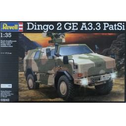 фото Сборная модель бронемашины Revell 03242R «ATF Dingo 2 A3.3 PatSi»