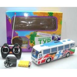 фото Машина на радиоуправлении Shantou Gepai «Автобусный тур»