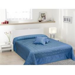 фото Покрывало с подушками TAC Melanie. Цвет: бирюзовый