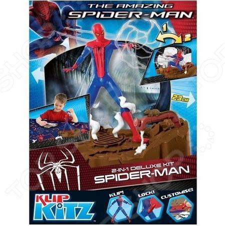 Набор для сборки 2 в 1 Vivid «Человек-паук»