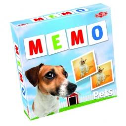фото Игра развивающая Tactic 41439 «Мемо. Животные 2»