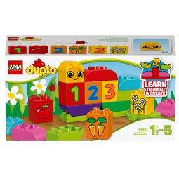 Купить Конструктор игровой LEGO «Моя веселая гусеница»