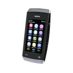 фото Мобильный телефон Nokia 305 Asha. Цвет: серебристый