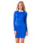 Фото Платье Mondigo 8524. Цвет: синий. Размер одежды: 46
