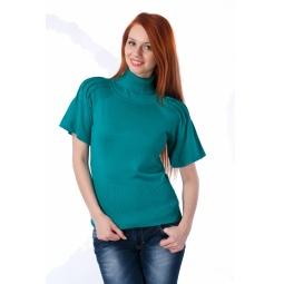 фото Свитер Mondigo 9726. Цвет: изумрудный. Размер одежды: 44