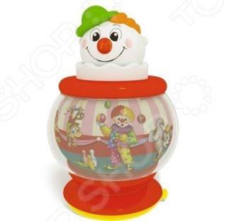 Юла Стеллар «Карусель Шапито» развивающие игрушки стеллар юла карусель с шариками