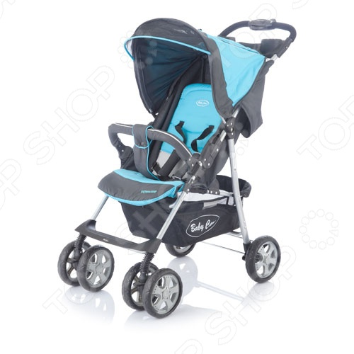 Коляска прогулочная Baby Care Voyager прогулочная коляска baby care voyager grey 17