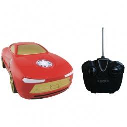 фото Машинка на радиоуправлении Yellow «Железный человек» 5311