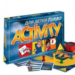 Купить Игра настольная Piatnik «Activity Turbo»