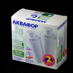 Купить Комплект картриджей к фильтрам для воды Аквафор B100-5, 2 шт