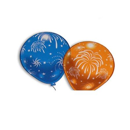 Купить Набор надувных шариков Everts «Салют». В ассортименте