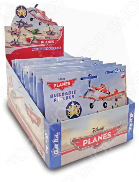Сборная фигурка Tomy «Самолеты»Самолеты. Вертолеты<br>Сборная фигурка Tomy Самолеты - интересный и оригинальный подарок для вашего малыша. Все мальчики просто обожают машинки и самолетики, но что может быть лучше самолетика собранного самостоятельно С помощью этого набора ребенок сможет собрать оригинальную модель самолета. В процессе таких занятий развивается логическое мышление, абстрактное воображение и мелкая моторика.<br>