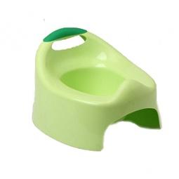 фото Горшок детский Maltex «Жабка». Цвет: зеленый