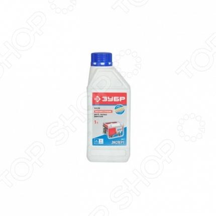 Масло для двигателей Зубр «Премиум» ЗМД-4Т