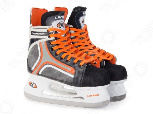 Коньки хоккейные Larsen Champion хоккейные игры серии 1 4
