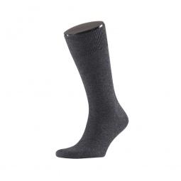 фото Носки мужские Teller Classic Wool Melange. Цвет: тёмно-серый. Размер: 44-46