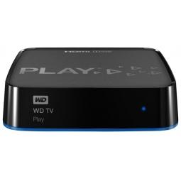 Купить Медиаплеер Western Digital WDBHZM0000NBK