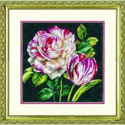 фото Набор для вышивания Dimensions «Тюльпаны»