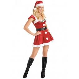 Купить Костюм новогодний Le Frivole «Подружка Санты»